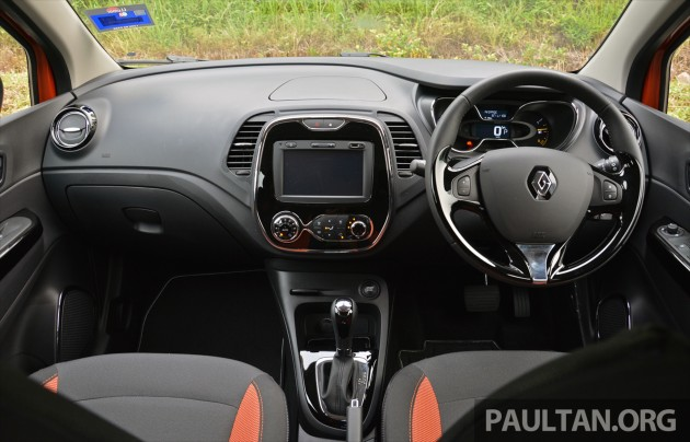 Renault Captur Review 43