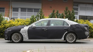 Sedan Hyundai Equus will go to the first customers in December