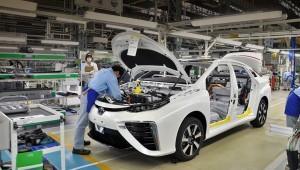 Toyota будет делать «зеленые» все свои автомобили
