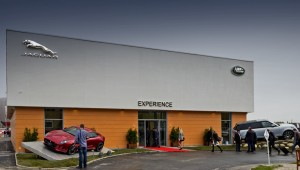 In Russia opened the world's first brand centre Jaguar Land Rover