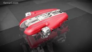 Возьмите видео тур на Феррари Ф12 ИВС это двигатель V12