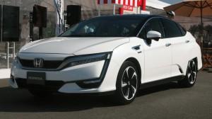 Хонда позволяет нам 'езды' в FCEV; ФЕВА с 40-мильный диапазон ЭВ