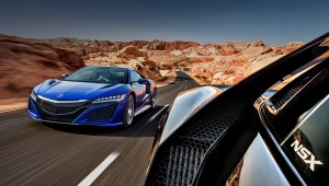 The Japanese have solved the missing data on the Acura NSX supercar