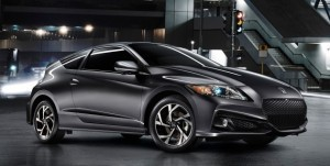 2016 Honda CR-Z restyling is in the USA – no LEDs, 17c