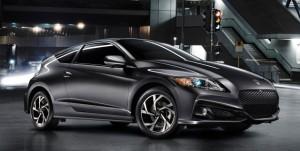 2016 Хонда CR-Z на рестайлинг идет в США – нет светодиодов, 17с