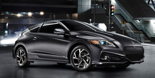 2016 Honda CR-Z USA-01