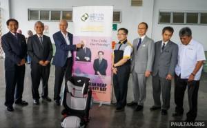 """АСЕАН НПДК """" безопасность детей в день – подталкивает к лучшей осведомленности по безопасности дорожного движения для детей в Малайзии"""