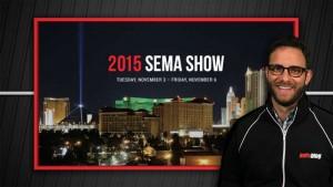 Автоблог минута: 2015 шоу SEMA резюме