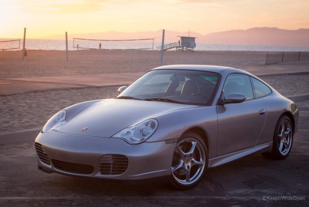 Porsche996d