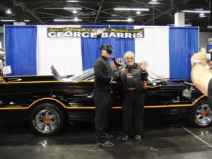 Изготовленный На Заказ Автомобиль-Легенда Джордж Баррис Умер В 89