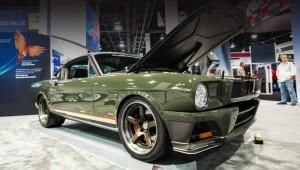 Компания Ringbrothers Форд Мустанг построен из углеродного волокна