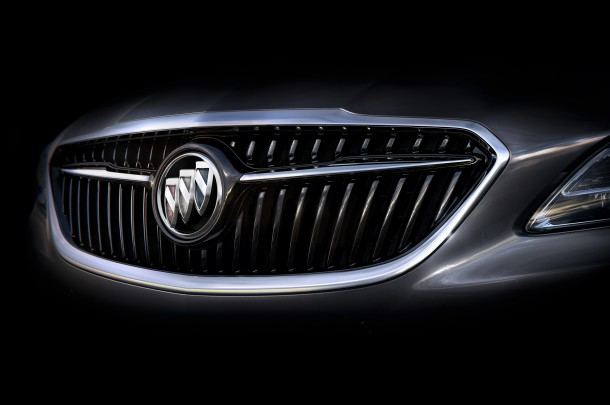2017 Buick LaCrosse will feature many Avenir-inspired design cue