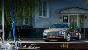 Some Bentley models were under review in Russia