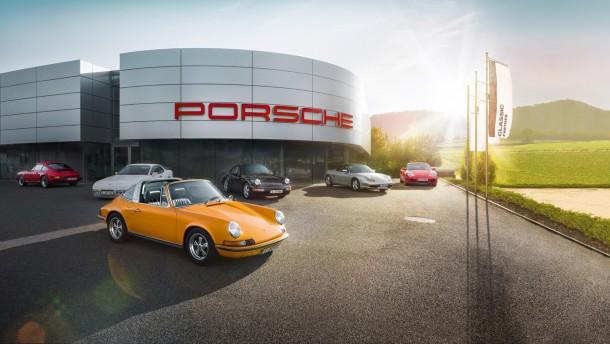 Classic Porsche Center