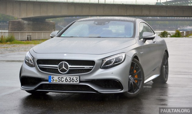 Mercedes-Benz S 63 AMG Coupe-1
