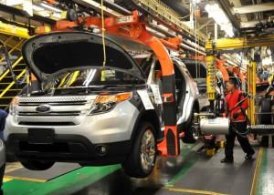 Профсоюз uaw контракт с Ford на веревках