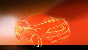 Tata firm has teased the first images of the new hatchback