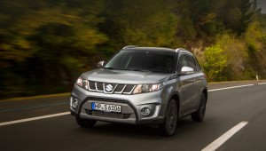 SUV Suzuki Vitara S will appear in Russia in the new year