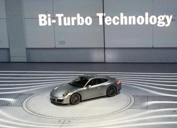 Porsche 911 Carrera S | Frankfurt Motor Show | Autoblog Short Cuts
