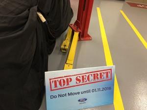 Форд не очень-то умеет хранить Секреты о своих электрифицированных Фьюжн
