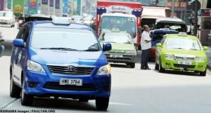 """""""Гангстер"""" такси групп угрожает существованию и безопасности других водителей такси, утверждает председатель Ассоциации"""