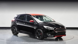 Hatchi Ford Focus Black and Red Edition has got sports chassis