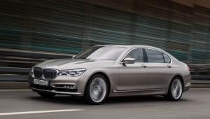Китайцы получат «семерки» BMW с двухлитровой «четверкой»
