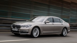 "The Chinese will have a ""seven"" BMW with two-liter ""four"""