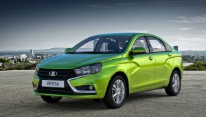 Lada Vesta and Xray will fit under the norms of Euro-6