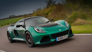 "Lotus Exige coupe Sport 350 was easier ""Eski"""