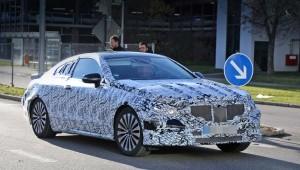 Новое купе Mercedes E-класса выйдет в начале 2017 года