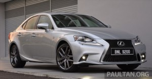 Driven: Lexus is 200T Turbo downsized, and costs