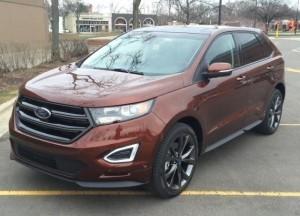 Шпионские снимки Форд ecosport может достигнуть могло бы намекнуть на будущие продажи в США