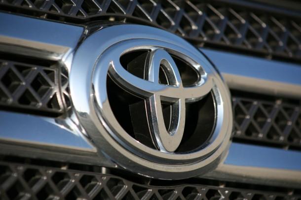 Toyota-badge