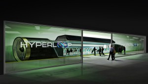 The pipeline will be a new high-speed Hyperloop transport