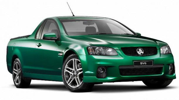 Commodore Ute - picture courtesy heraldsun.com.au