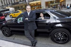 Доклад: убер не сделал Нью-Йорк трафик хуже, но это может