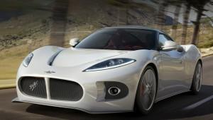 Фирма в Spyker привезет в Женеву электрический спорткар