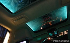 Галерея: BMW 7 серии Скай лаунж панорамная крыша