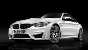 На BMW м3 седан и М4 купе получил спортпакет