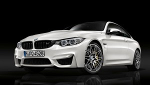 The BMW M3 sedan and M4 coupe have received sportpaket