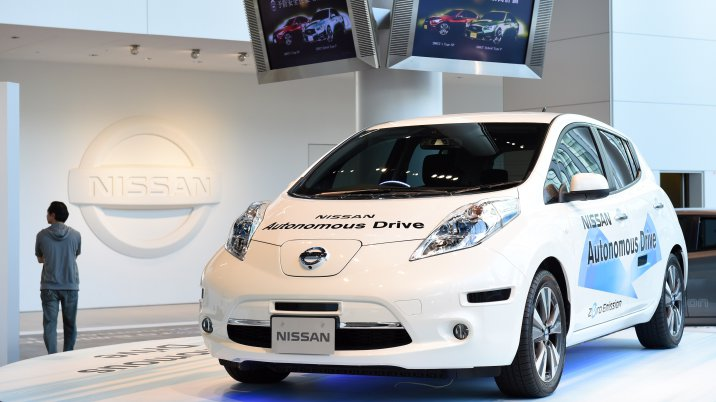 JAPAN-AUTO-COMPANY-EARNINGS-NISSAN