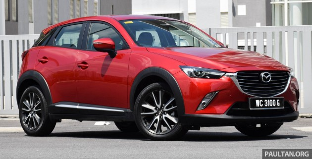 Mazda CX-3 2.0L review 2