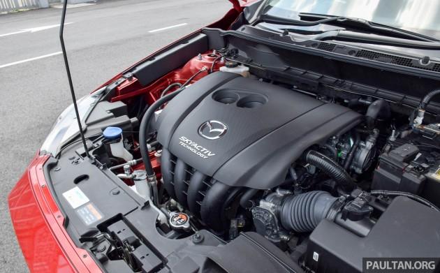 Mazda CX-3 2.0L review 29