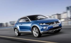 Volkswagen в небольших кроссоверов – не Новый Гольф – вероятно, направился в Женеву